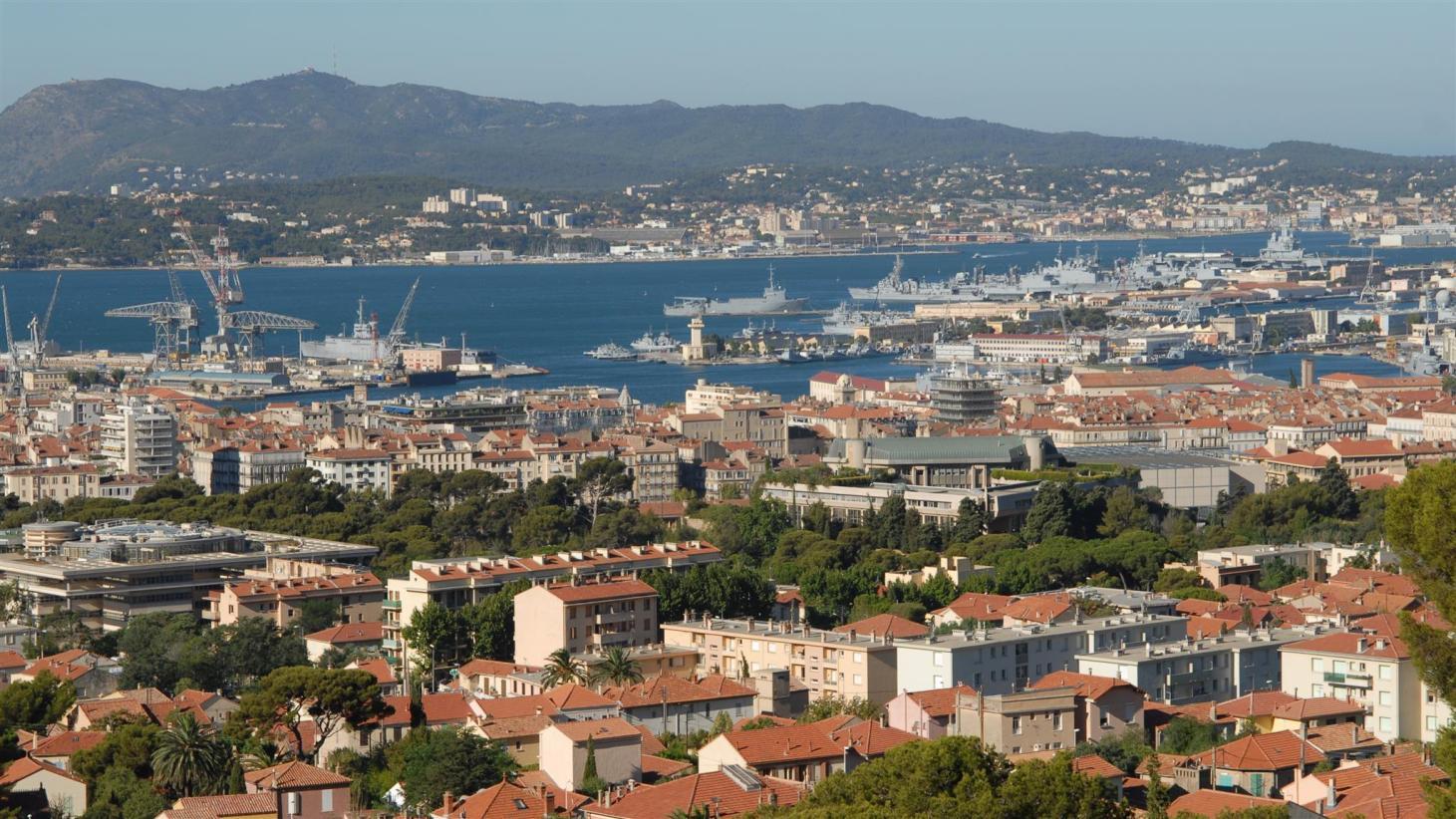 Prix de l'immobilier à Toulon